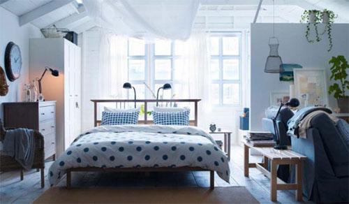 Xu hướng trang trí phòng ngủ của năm 2012 - 5