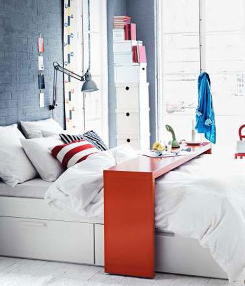 Xu hướng trang trí phòng ngủ của năm 2012 - 12