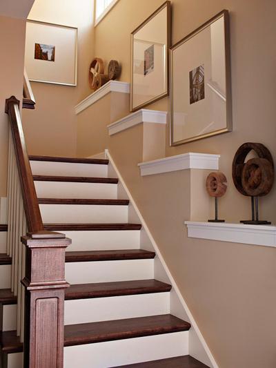 Tận dụng không gian xung quanh cầu thang - 15