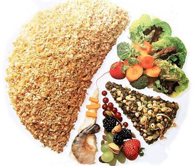 Chất xơ - siêu thực phẩm ngừa táo bón cho bé - 1
