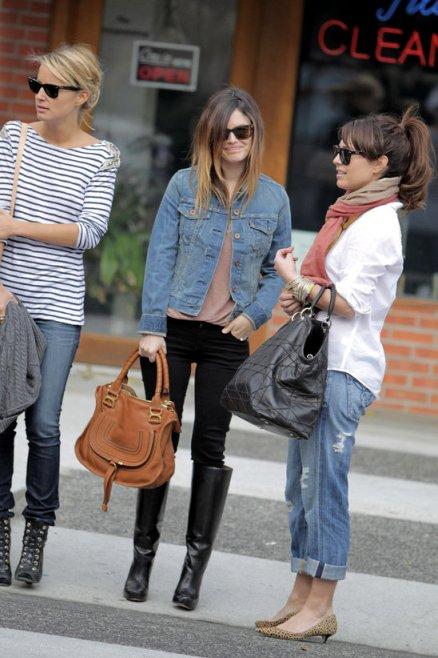 Nên và không nên khi mặc áo khoác Jeans - 8