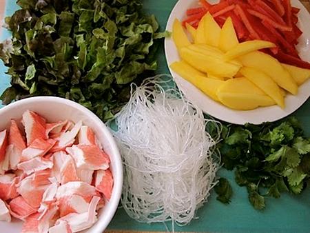 Nem cuộn rau ăn ngon lạ mà không ngán - 5