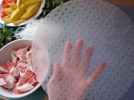 Nem cuộn rau ăn ngon lạ mà không ngán - 6