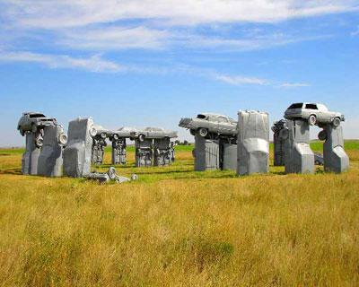 """Những tượng đài siêu """"quái"""" của thế giới - 1"""
