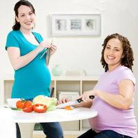 6 loại rau củ đặc biệt tốt cho thai phụ