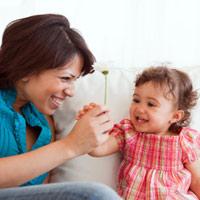 Đi giật miếng ăn, chữa chậm nói cho trẻ