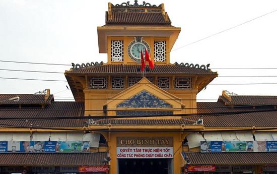 7 ngôi chợ thú vị ở Sài Gòn - 1