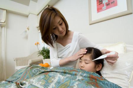 Lưu ý khi chăm sóc dinh dưỡng cho trẻ ốm - 1