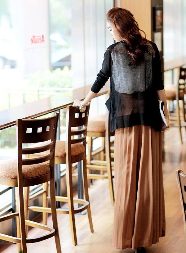 Khám phá màu cà phê cho thời trang thu - 4