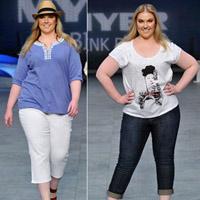 Người mẫu béo - có nên cấm?