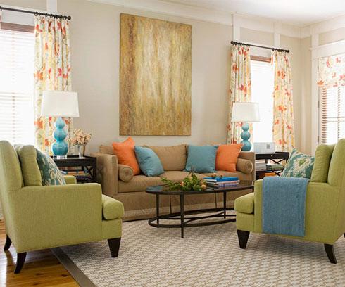 12 cách phối màu hoàn hảo cho nhà bạn - 1
