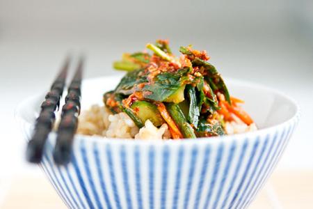 Kimchi dưa chuột đúng kiểu Hàn - 2
