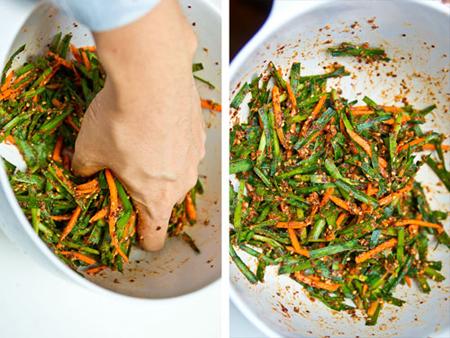 Kimchi dưa chuột đúng kiểu Hàn - 8