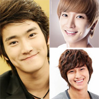 """Những má """"lúm đồng tiền"""" cute nhất xứ Hàn"""