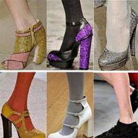 """Những mẫu giày """"đốt cháy"""" mùa đông"""