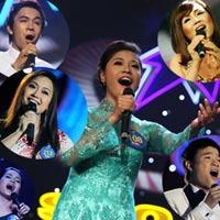 Các thí sinh sẽ hát gì trong đêm chung kết xếp hạng?