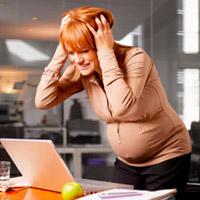 Đau đầu khi mang thai - Đừng coi thường