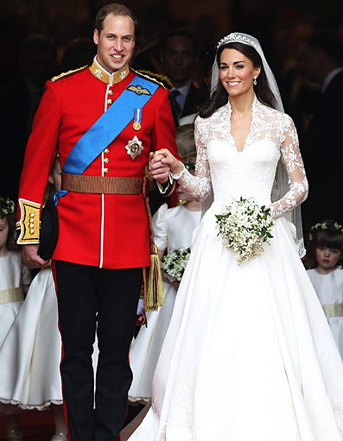 49 chiếc váy cưới nổi tiếng nhất mọi thời đại (P1) - 1