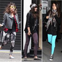 Ngắm style cá tính của con gái Madonna