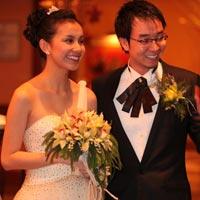 Những chiếc váy cưới lộng lẫy nhất của sao việt (P1)