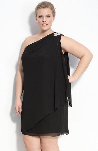 Chọn váy dành cho người mập cực Sành Điệu   1316131380 vay beo2