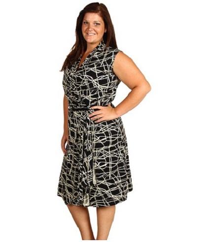 Chọn váy dành cho người mập cực Sành Điệu   1316131380 vay beo4