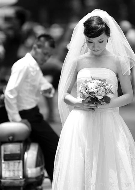 Bí quyết chọn váy cưới đẹp - 1