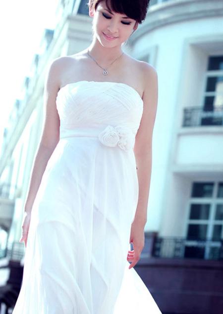 Bí quyết chọn váy cưới đẹp - 3