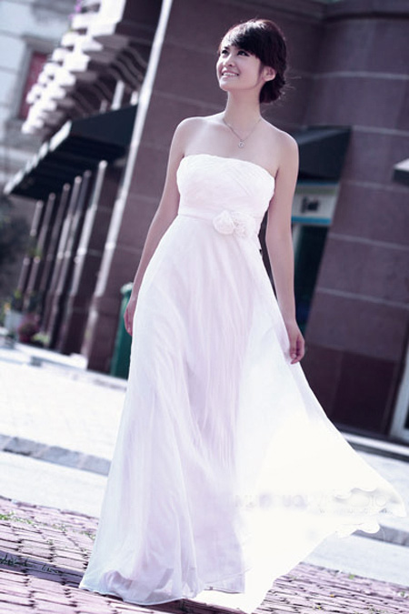 Bí quyết chọn váy cưới đẹp - 4