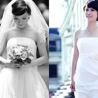 Bí quyết chọn váy cưới đẹp