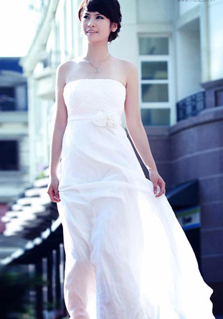 Bí quyết chọn váy cưới đẹp - 5