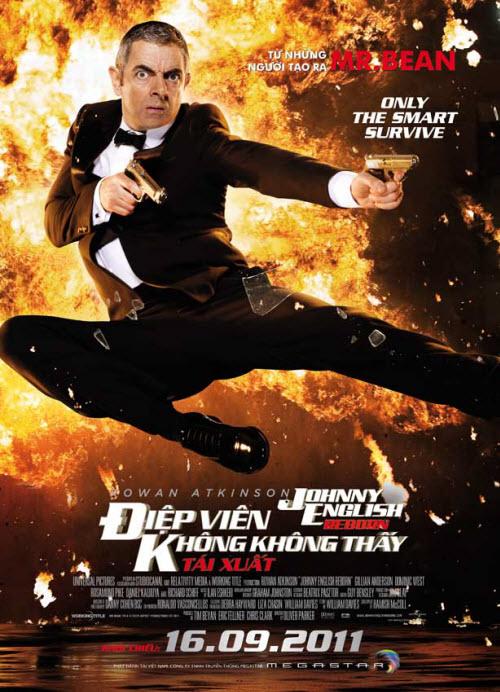 Phim hay đáng xem: Điệp viên siêu hài trở lại - 1