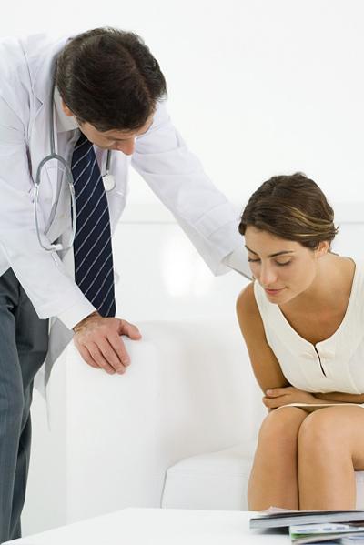 Đối phó với chứng ợ nóng khi mang thai - 1