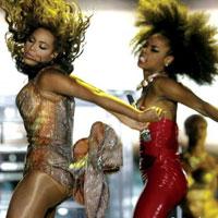Lắc mông điệu nghệ như Beyonce