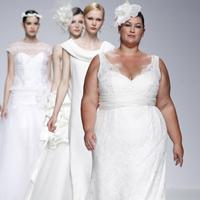 BST áo cưới dành cho cô dâu 'múp míp'