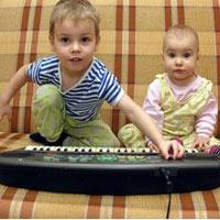 6 bước dạy nhạc cho trẻ khi bắt đầu đi mẫu giáo