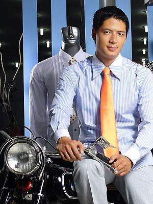 Bình Minh: Tôi tiếp tục theo đuổi điện ảnh và MC - 1
