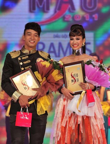 Lộ ảnh cưới của giải vàng Siêu mẫu 2011 Vương Thu Phương - 1