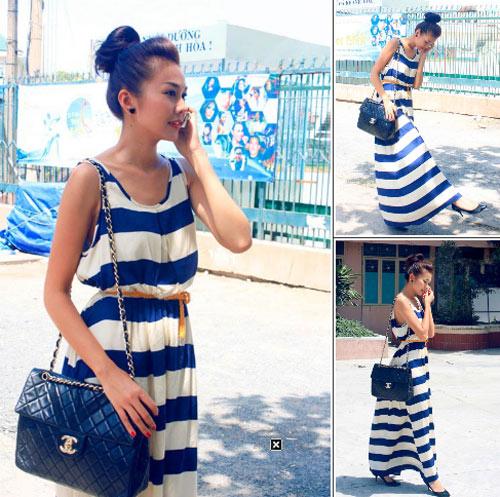 'Lật tẩy' gu thời trang của siêu mẫu Thanh Hằng - 3