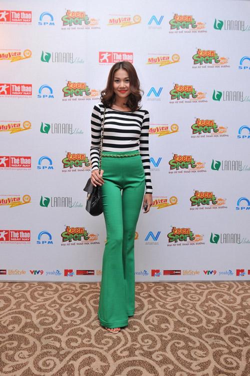 'Lật tẩy' gu thời trang của siêu mẫu Thanh Hằng - 4