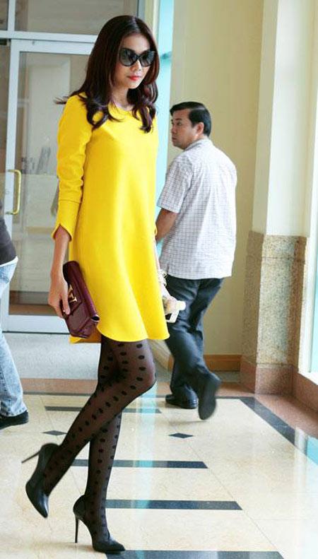 'Lật tẩy' gu thời trang của siêu mẫu Thanh Hằng - 26