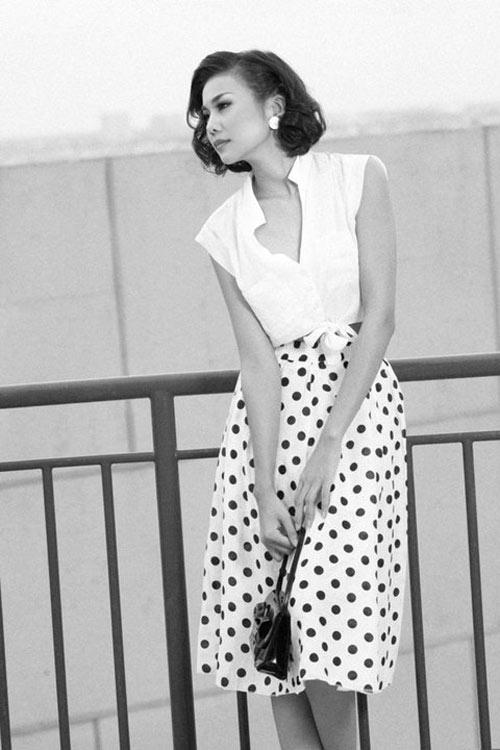 'Lật tẩy' gu thời trang của siêu mẫu Thanh Hằng - 22