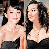 """Triệu Vy: """"Tôi và Châu Tấn rất yêu nhau"""""""