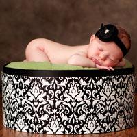 'Khám phá' và chăm sóc bé 3 tuần tuổi