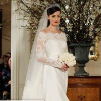 Váy cưới 2012: Có gì mới lạ?