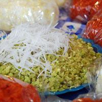 Mùa thu Hà Nội, lang thang tìm các món cốm