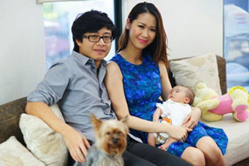 Tuyệt chiêu che bụng sau sinh của người đẹp Việt - 9