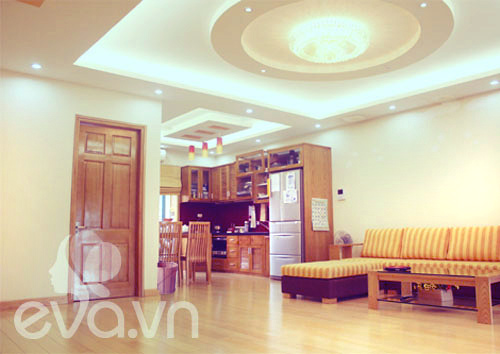 Khoe nhà: Nhà tôi đẹp phong cách Nhật - 1