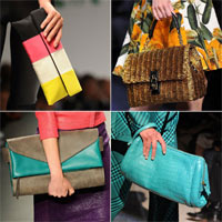60 chiếc túi xách đẹp miễn chê tại Milan FW
