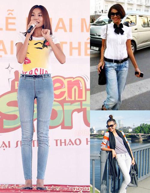 Sao Việt nào mặc jeans đẹp nhất? - 2